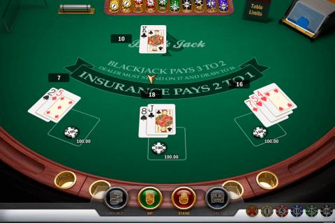 Blackjack americano aloha 32744