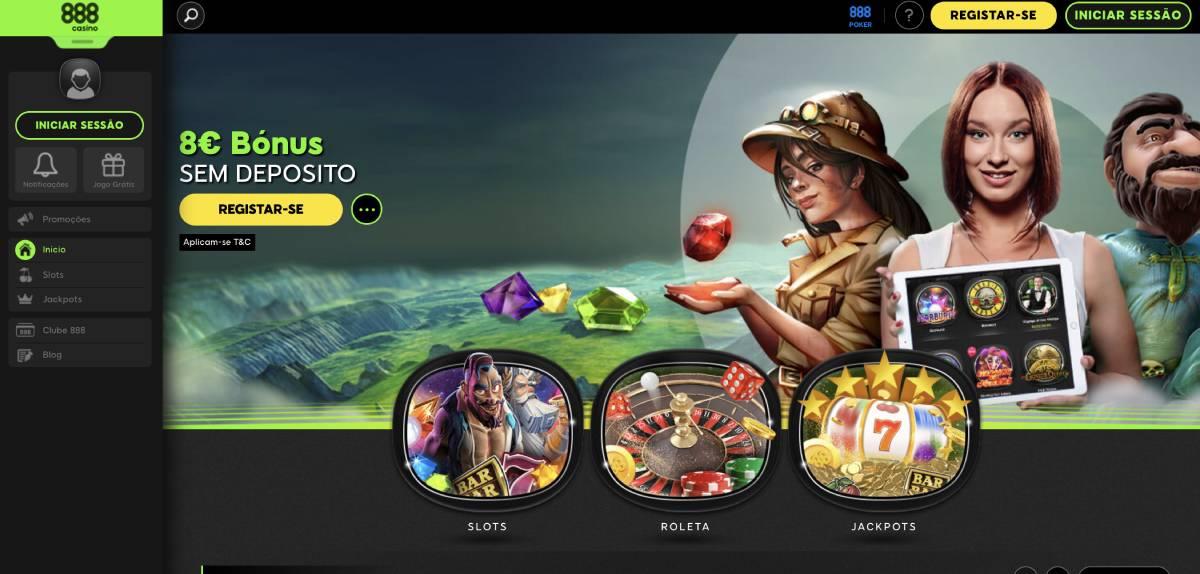 Casino 888 caça 37730