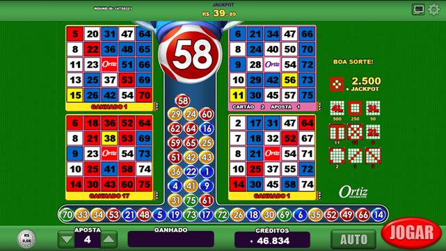 Casino jogos bingo 36215