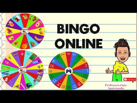 Bingo eletronico online criar 12013