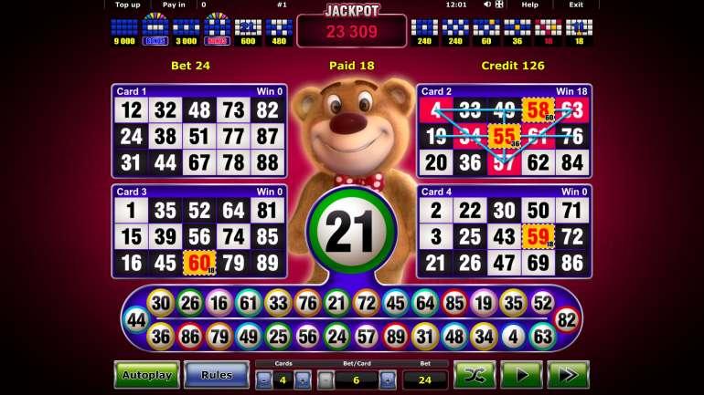 Slot online jokerball vídeo 22701