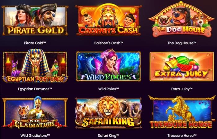 Pragmatic play slot machine 45424
