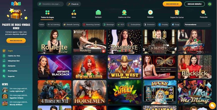 Promoção Roku casinos 17198