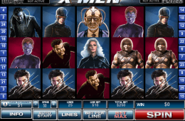 X-men caça níquel bacará 67415