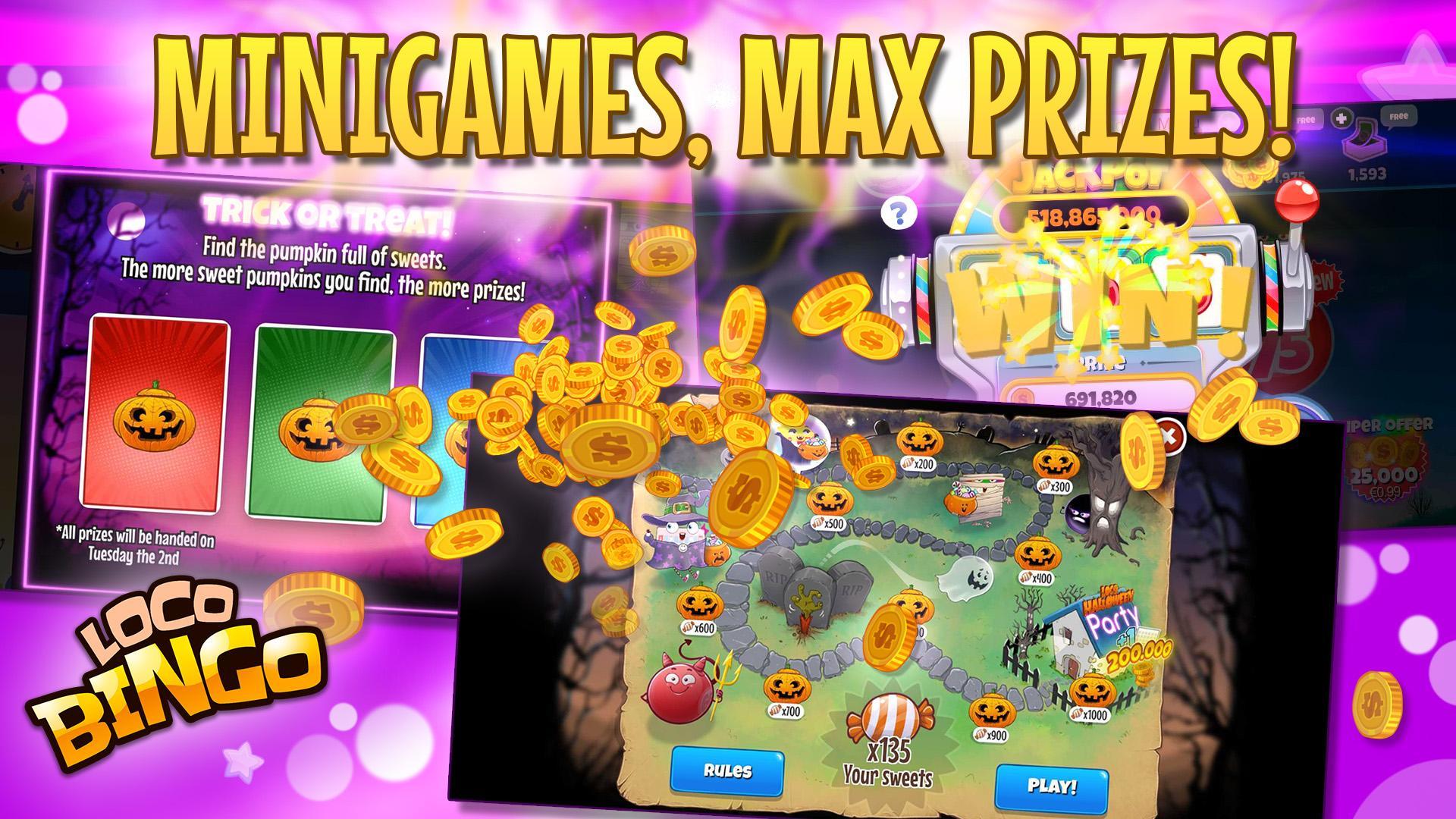 Casino jogos bingo Brasil 20252