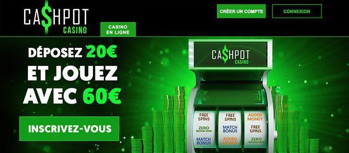 Cashpot casino roleta poker 39478