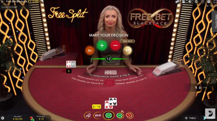 Free bet casino 34575
