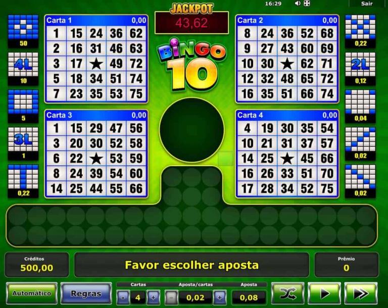 Bingo eletronico online 42647