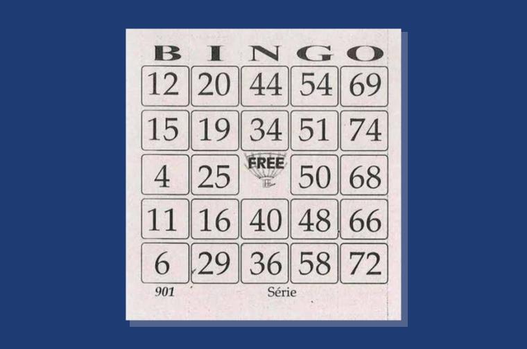 Bingo Brasil liga 59039