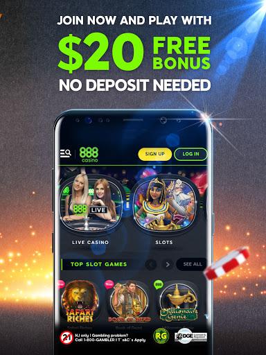 Melhor casino app 888 49315