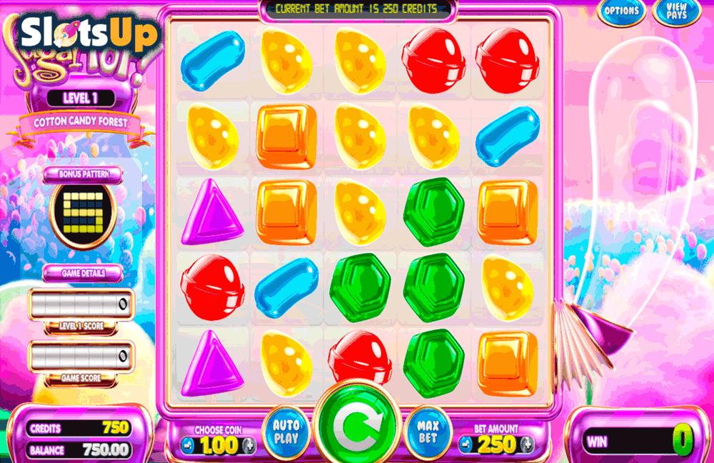 Sugarpop caça níquel slots 33049