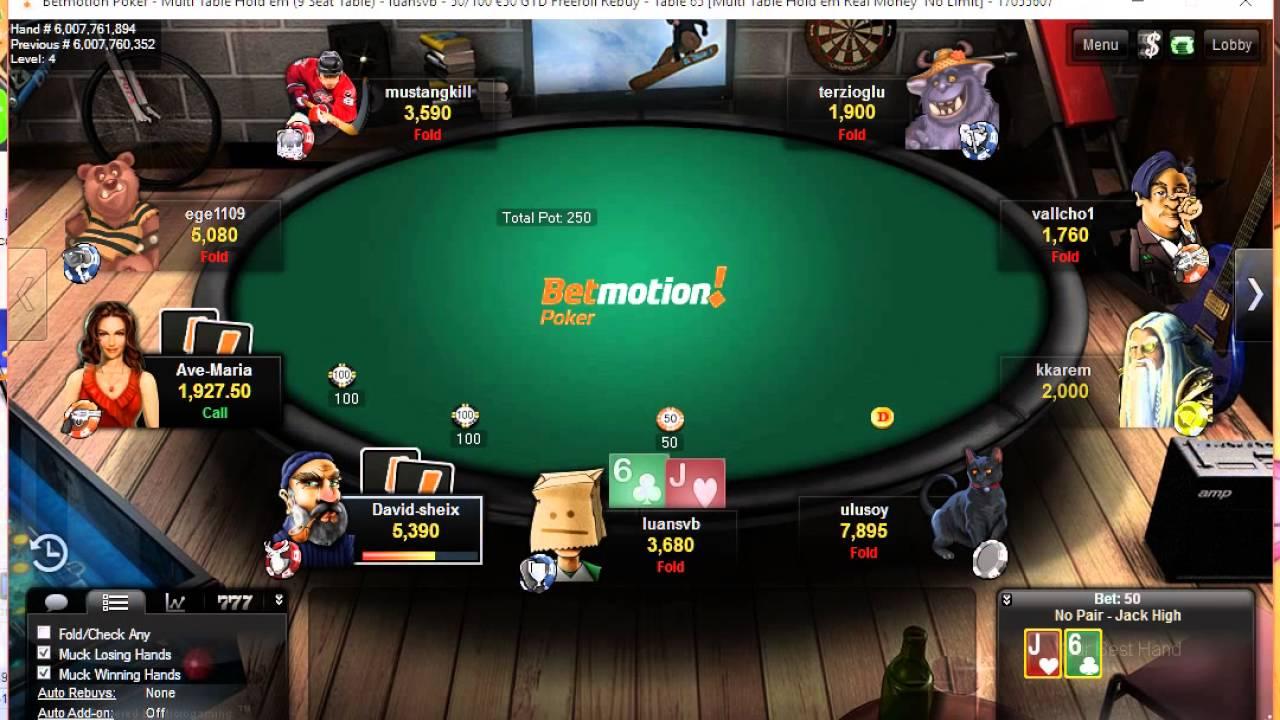 Poker online Brazil 14648
