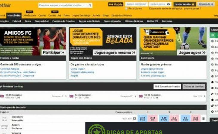 Betfair portugues website melhor 31646