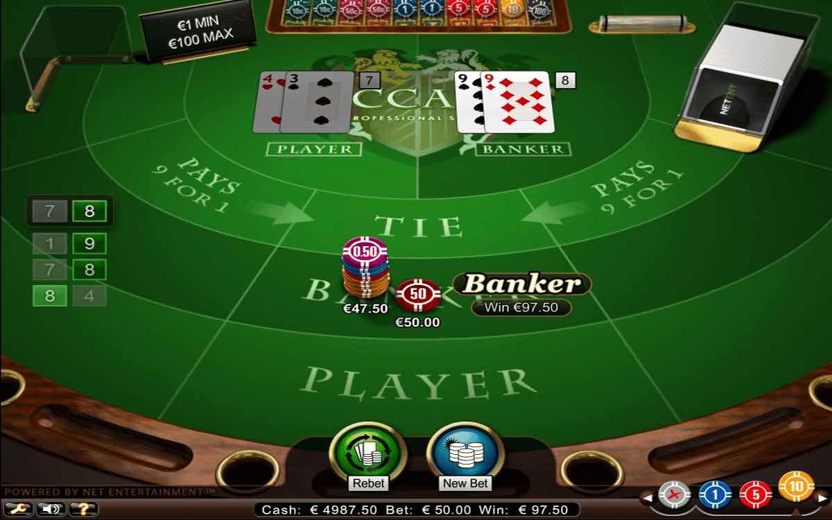 Baccarat online superstições casino 29819