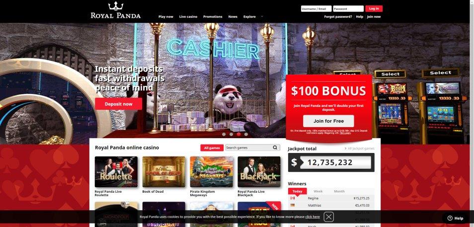 Royal Panda bitcoin calendário 55168