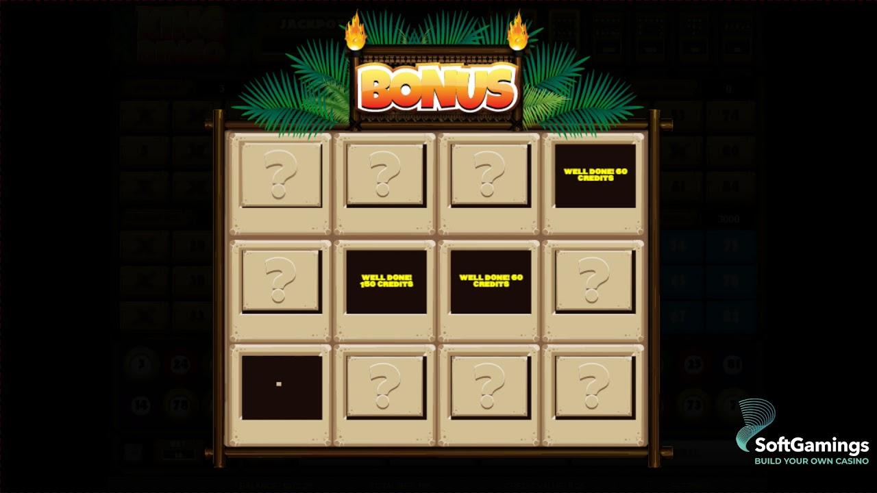 Corsarios vídeo bingo 29372