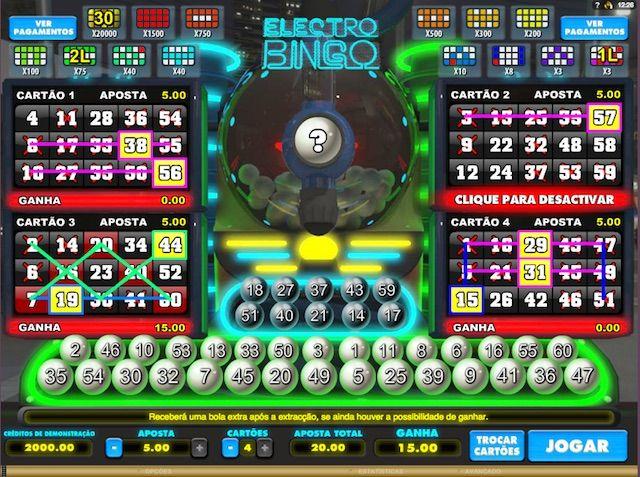 Pirates vídeo bingo melhor 25609