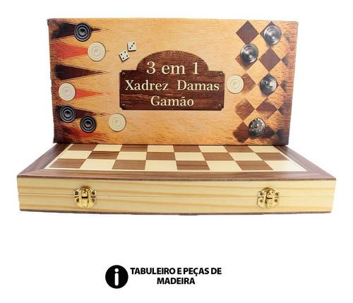 Gamão xadrez 47416