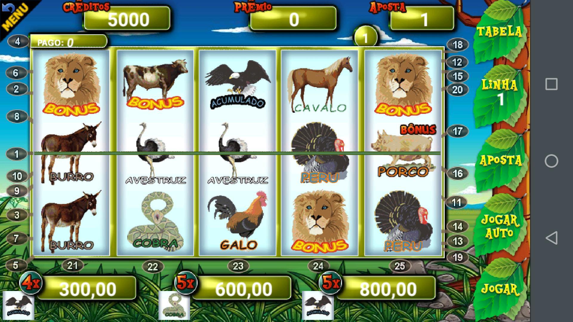 Jogos caça-níquel casinos 17131