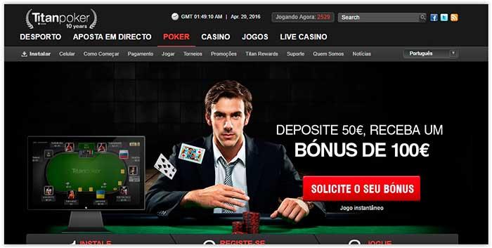 Melhor bônus pt poker 62217