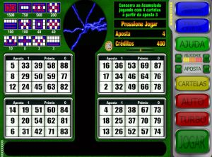 Silverball vídeo bingo 38475